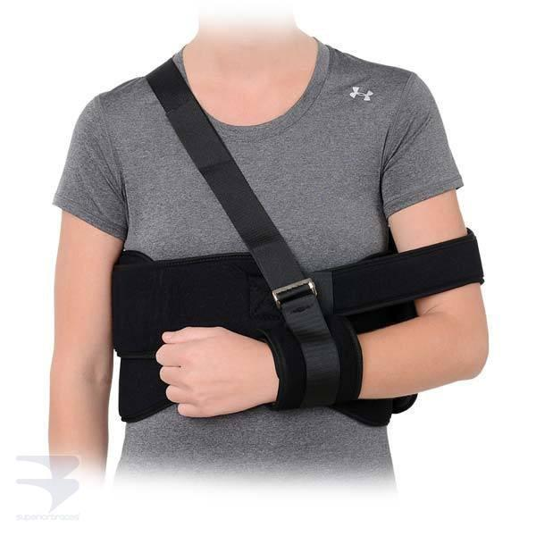 Universal Shoulder Immobilizer -  by Advanced Orthopaedics - Superior Braces - SuperiorBraces.com
