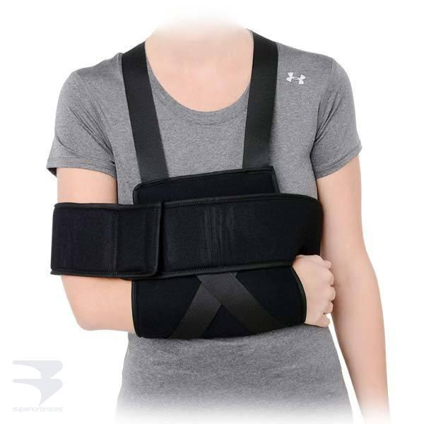 Deluxe Sling & Swathe Immobilizer -  by Advanced Orthopaedics - Superior Braces - SuperiorBraces.com