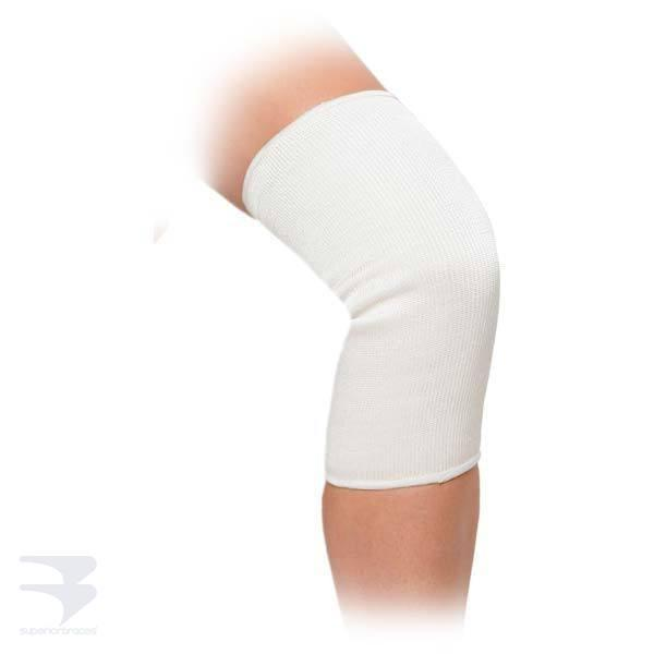 Elastic Slip-On Knee Support (Closed Patella) -  by Advanced Orthopaedics - Superior Braces - SuperiorBraces.com