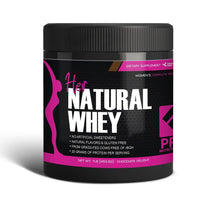 Load image into Gallery viewer, Her Natural Whey Protein Powder - 1 lb
