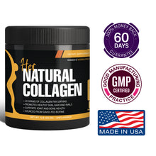 Load image into Gallery viewer, Her Natural Collagen Powder