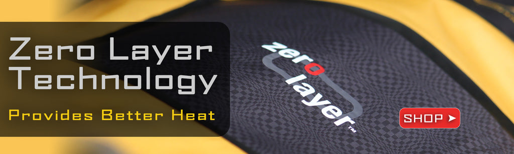 zero layer heat for better heated clothing