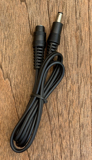 "24"" extension plug for 12 volt Motorcycle products"