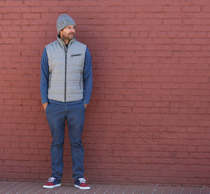 Wool Heated Vest by Volt