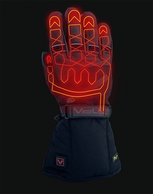 avalanche X heated glove infrared