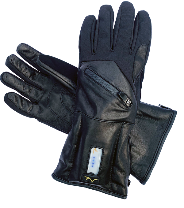 Frostie Heated Leather Gloves by Volt
