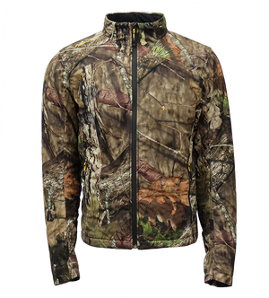 Mossy Oak Country Heated Jacket by Volt to help keep your core warm