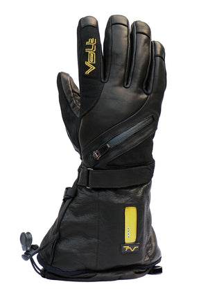 TITAN Men 7v Leather Heated Gloves