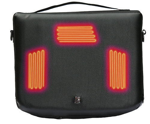 Rechargeable Heated Seat Cushion