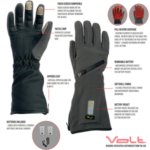 all purpose glove features