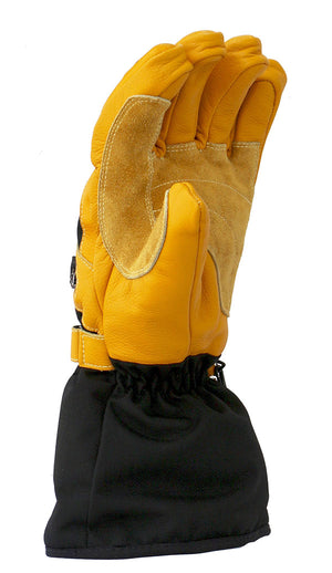 Heavy Duty Heated Work Gloves can get the job done