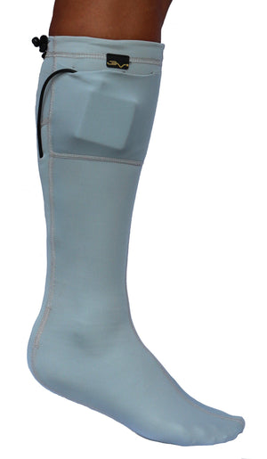 Footwear - VOLT 3v Gray Heated Socks