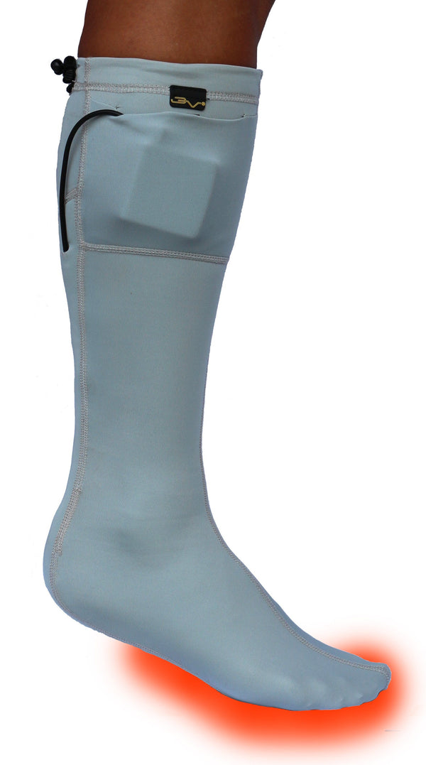 Volt 3v Gray Heated Socks Volt Heat