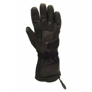 Gloves - MOTO 12v Leather Motorcycle Heated Gloves