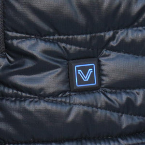 RADIANT Mens 5V Heated Jacket has 3 heat settings