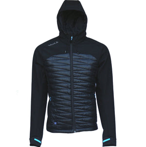 RADIANT Mens 5V Heated Jacket is great for skiing