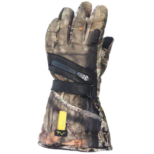 Mossy Oak Country Heated Gloves by Volt