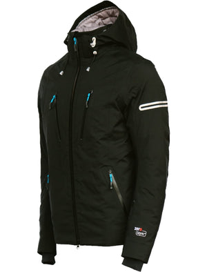 Summit Heated Jacket by Volt Heated Clothing uses a down fill for superior warmth