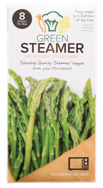 Announcing Green Steamer™!