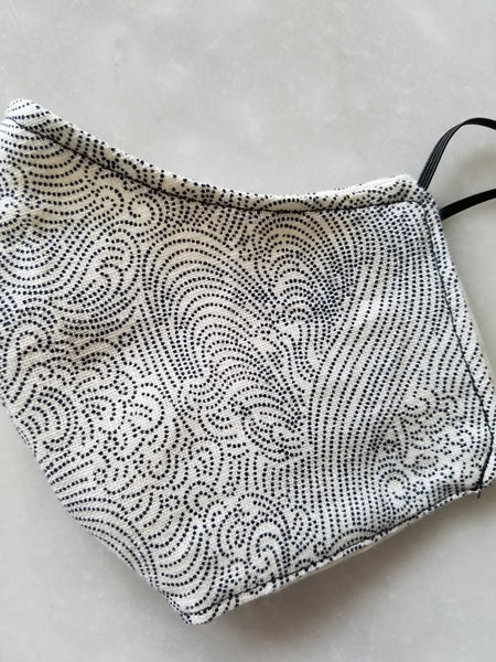 Japanese Fabric Fask Mask - The Lovely Gift Co