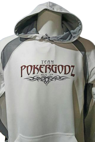 """NEOTERIC""  POKER HOODIE SPORTS PERFORMANCE"