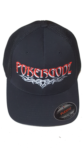 """NEOTERIC"" POKER HAT"