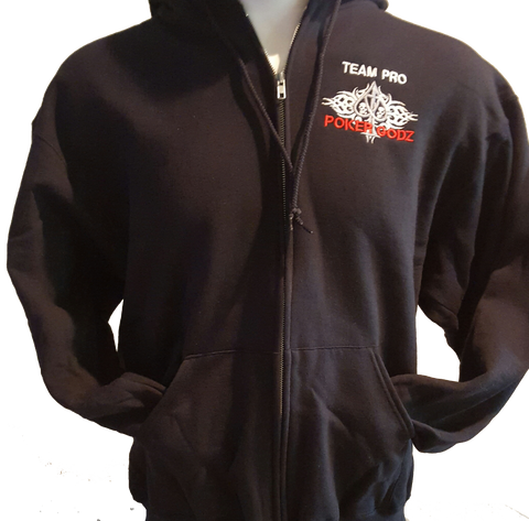 SKULLZ TEAM PRO FULL ZIP