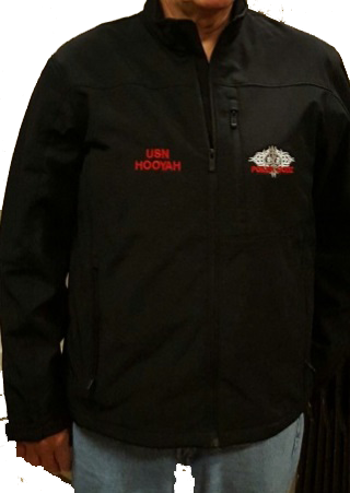 JACKET: CUSTOMIZATION EMBROIDERY