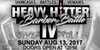 August 13, 2017, HEAVY HITTER BARBER BATTLE 4, TORONTO, ON