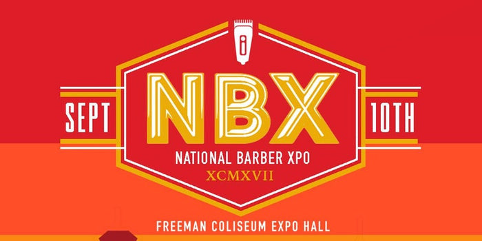 September 10, 2017, NATIONAL BARBER EXPO (NBX), SAN ANTONIO, TX