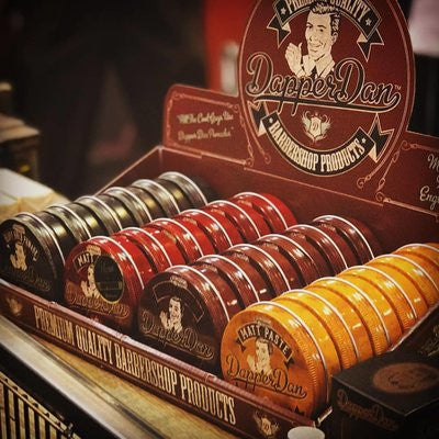 Dapper Dan Pomades: The A-Z Guide on Selling It In Your Shop