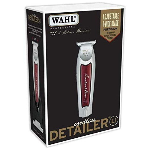 WAHL-564359 5 Star Cordless Detailer Lithium-Ion Cord/Cordless Trimmer