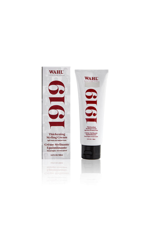 WAHL-542449 WAHL 1919 Thickening Styling Cream (100ml/3.4 oz)