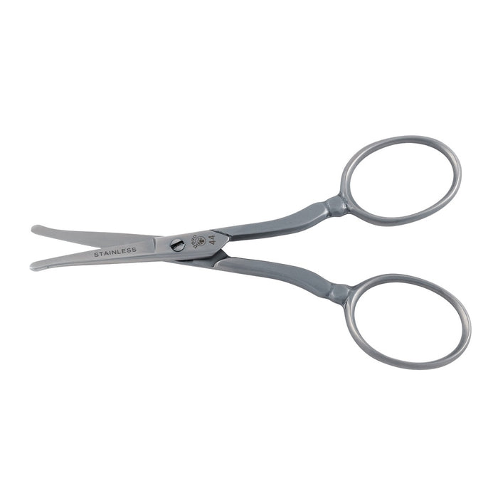 Dovo Stainless Satin Finished Straight Nose Scissor, 4""