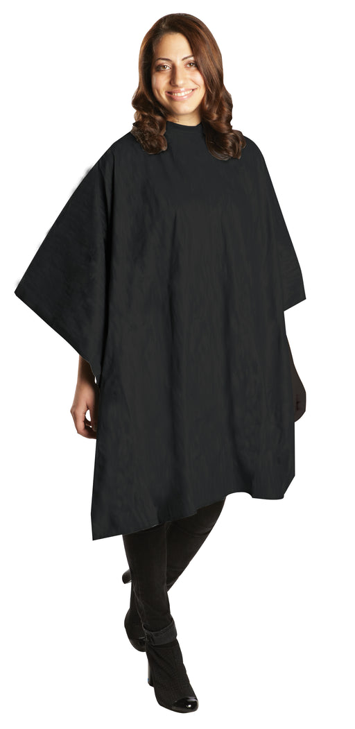 Babyliss Pro all-purpose waterproof cape Extra-large, black.