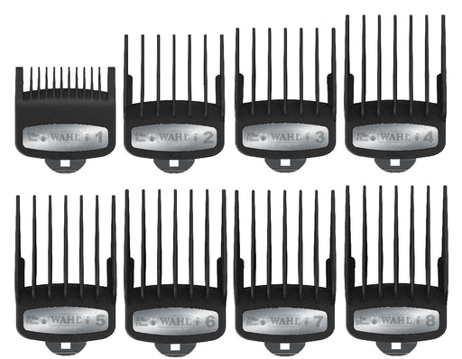 Wahl Premium Guide Comb Kit (Includes #1-8)
