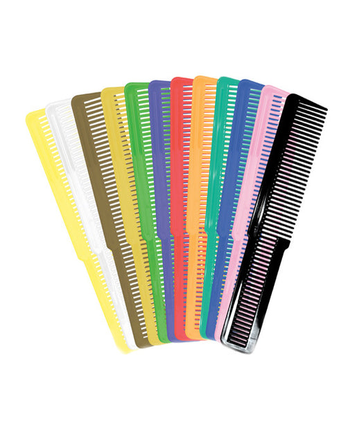 Wahl 12 Pack Assorted Large Clipper Combs