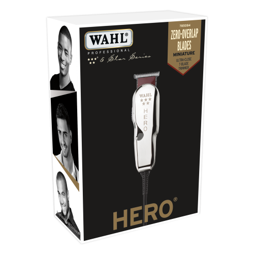Wahl 5 Star Hero Professional Barber Trimmer