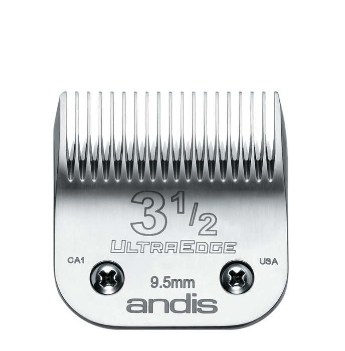 "ANDIS Size 3-1?2 - Graduation Blade 3/8"" - 9.5 mm"