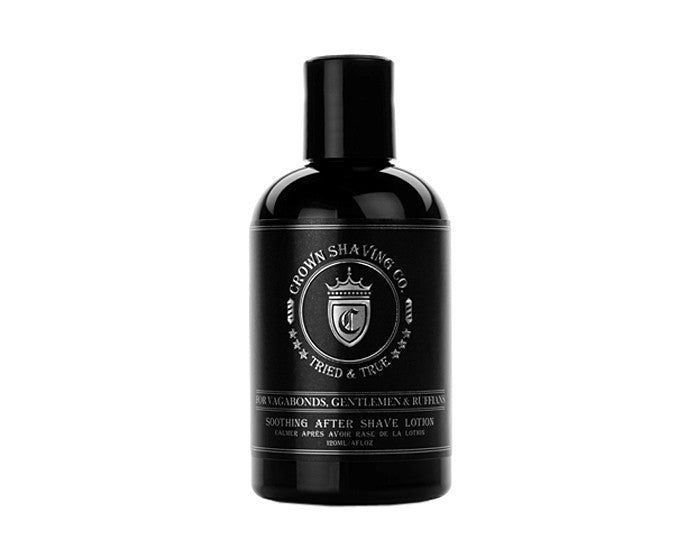 Crown Shaving Soothing After Shave Lotion