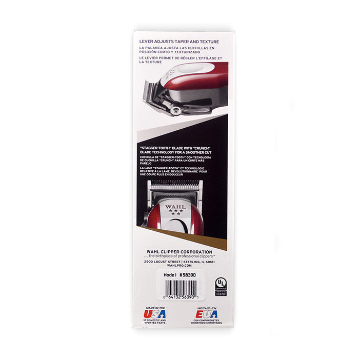 Wahl 5 Star Cordless Lithium Magic Clip Clipper
