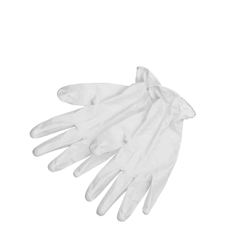 BabylissPro POWDER FREE vinyl gloves, medium. 100 gloves/box.