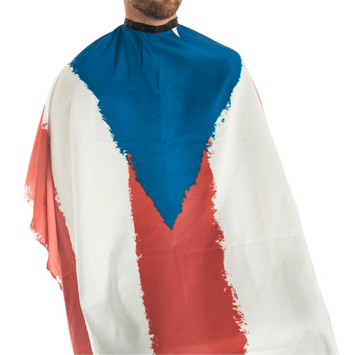 Campbell's American Vintage Flag Cape