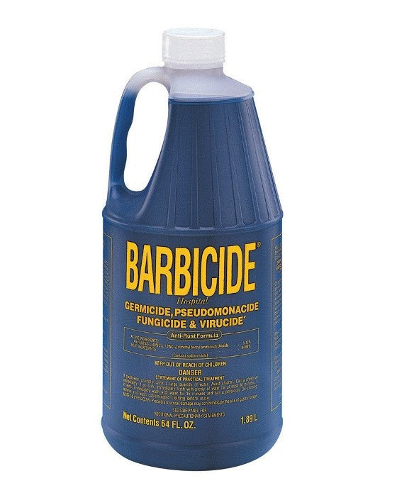 Barbicide Disinfectant Solution - Half Gallons