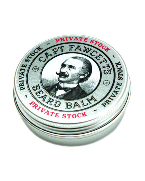 Captain Fawcett's Private Stock Beard Balm (60ml/2oz),