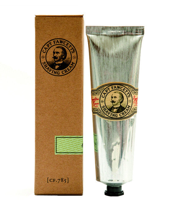 Captain Fawcett's Expedition Reserve Shaving Cream (150ml/5.07oz)