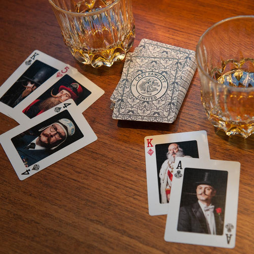 Captain Fawcett's  Playing Cards