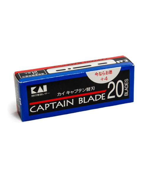 Vincent Captain Inject Combo Blades (24 blades)