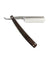 "Dovo ""Master's"" Straight Razor, Grenadille Wood Handle, 6/8"""