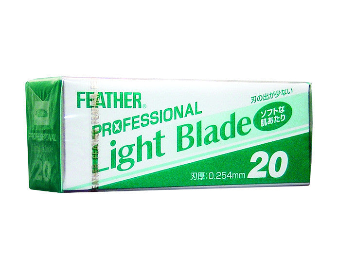 Feather Artist Club Pro Light Blades 20pk
